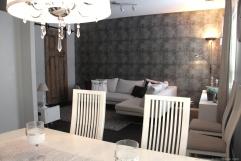 Olohuoneen laajennus Hämeenlinnassa